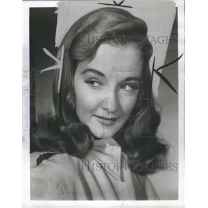 1951 Press Photo Nina Foch - RRS30757