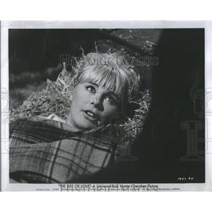 1965 Press Photo Art of Love Australian pop Singer - RRS05215