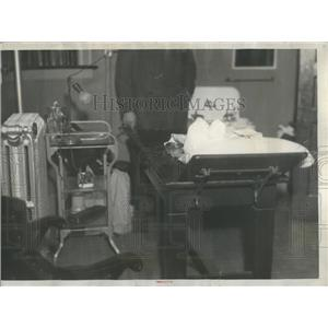 1933 Press Photo Emergency Cooperation - RRS17095