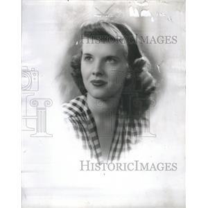 1948 Press Photo Mrs Ralph Rugan Jr Patricia Marilyn - RRS49361