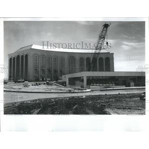 1993 Press Photo Du Page County Airport Construction - RRS06139