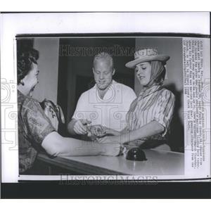 1958 Press Photo Philip Crosby Actor Singer - RRS87069