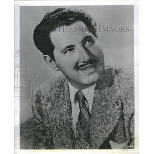1953 Press Photo Harold American Actor Gildersleeve, - RRS39547
