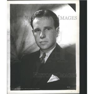 1946 Press Photo Hume Cronyn (Actor) - RRS45769