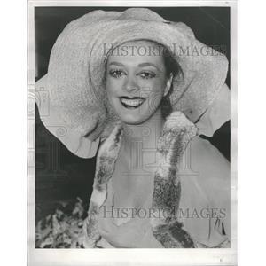 1932 Press Photo Virginia Morass Rio Rita - RRS40439