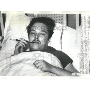 1937 Press Photo Count Covadonga Cigaret Stetcher Miami - RRS98187