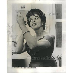 1959 Press Photo Susan Sayers - RRS50469