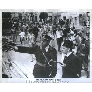 1966 Press Photo The Shop on Main St.:Nazi gauleitar - RRS96855