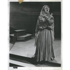 1957 Press Photo Eleanor Stuart Actress - RRS32423