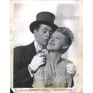 "1946 Press Photo ""The Jolson Story - RRS44777"