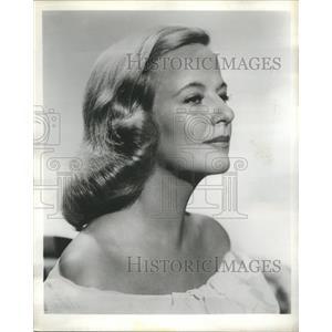 1959 Press Photo Kim Stanley Actress American - RRS47319