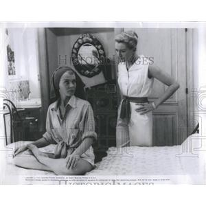 1958 Press Photo Jean Dorothy Seberg American Actress - RRS18903