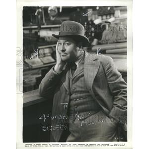 1937 Press Photo Jack Oakie Actor Lewis Delaney Ofield - RRS34605