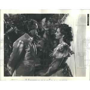 1939 Press Photo Actors Spencer Tracy and Nancy Kelly - RRS98797