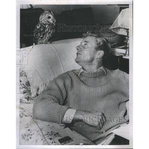 1957 Press Photo Tony Wright British Actor - RRS50737