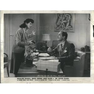 1942 Rosalind Russell Press Photo - RRS82233