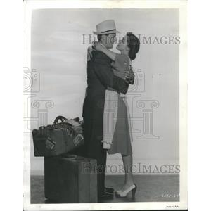 1941 Press Photo Robert Sterling Marsha Hunt - RRS72485