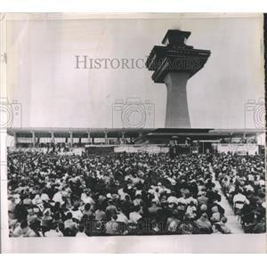 1962 Press Photo Sectors International Airport - RRS06155