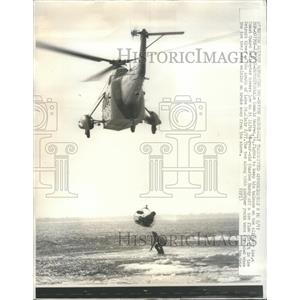 1972 Press Photo Donald Warren Coast Guard Charles Hard - RRS74037