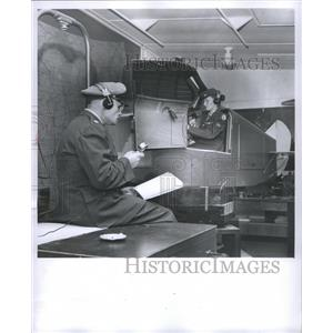 1957 Press Photo Aero Greek Air British English - RRS31313