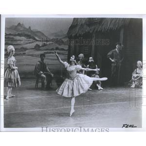 1969 Press Photo Giselle Libretto Gautier Georges - RRS10263
