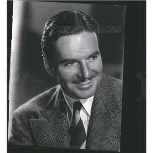 1944 Press Photo John Sutton Actor Traveler Adventurer - RRS47833