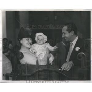 1939 Press Photo Wood Garland Margret - RRS05167