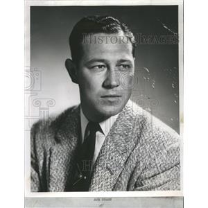 1955 Press Photo Actor Jack Stuart - RRS32429