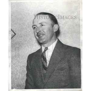 1939 Press Photo George W Stillwagon Father Movie Star - RRS29915