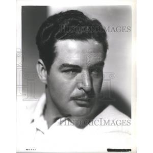 1937 Press Photo Michael Whalon actor - RRS31771