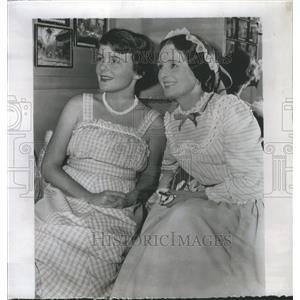 1948 Press Photo Marilyn Thorpe (Actress) - RRS51293