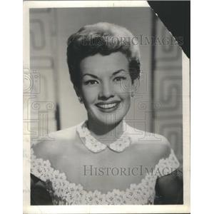 1959 Press Photo Gale Storm American Actress Singer - RRS66559
