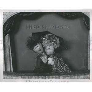 1950 Press Photo Mercedes American Actress - RRS27265