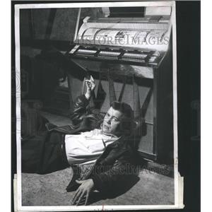 1959 Press Photo Frank Sutton Actor - RRS47789