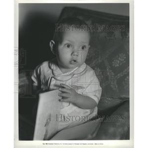 1933 Press Photo Baby LeRoy - RRS23793