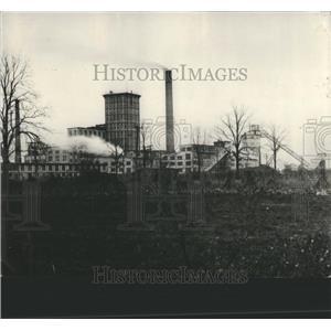 1919 Press Photo Amherstbrig, Canada - RRS25957
