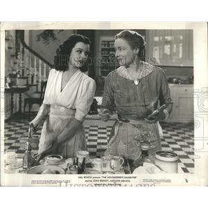 1940 Press Photo Born Mary Margaret Wood Marietta - RRS05169