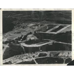 1933 Army Bombing Base Press Photo - RRS81525