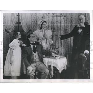 1939 Press Photo The Drunkard Play - RRS97649