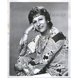 1971 Press Photo Jean StapletonAmerican Actress Edith - RRS40675