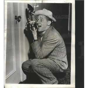 1945 Press Photo Alan Young English Canadian Actor 1940 - RRS69741