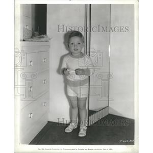 1935 Press Photo Baby LeRoy, Paramount's youngest star - RRS23619