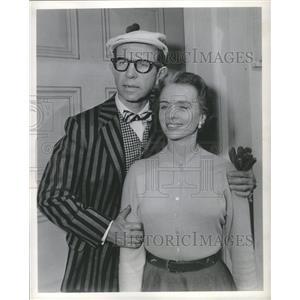 1957 Press Photo Hume Cronyn - RRS45775