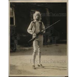1926 Press Photo R.H. Sanger 1776 comedy minute men, Harvard University
