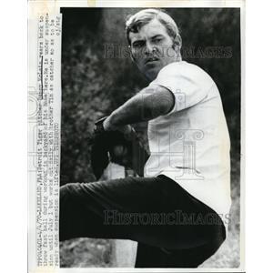 1970 Press Photo Lakeland Fla Tiger pitcher Danny McLain at spring camp