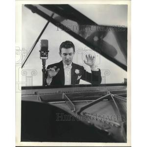 1935 Press Photo Eddy Duchin Dance Maestro of Porgy & Bess - orp13280