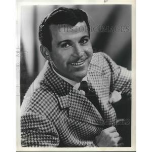 1960 Press Photo Dennis Day American Singer Actor and Comedian Ed Sullivan Show