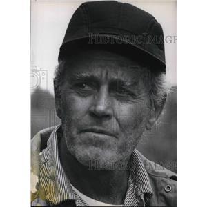 1970 Press Photo Henry Fonda - orp14603