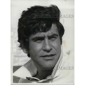 1972 Press Photo James Farentino stars in Cool Million - orp14132