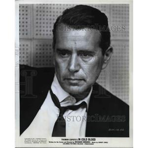 1968 Press Photo John Forsythe in In Cold Blood